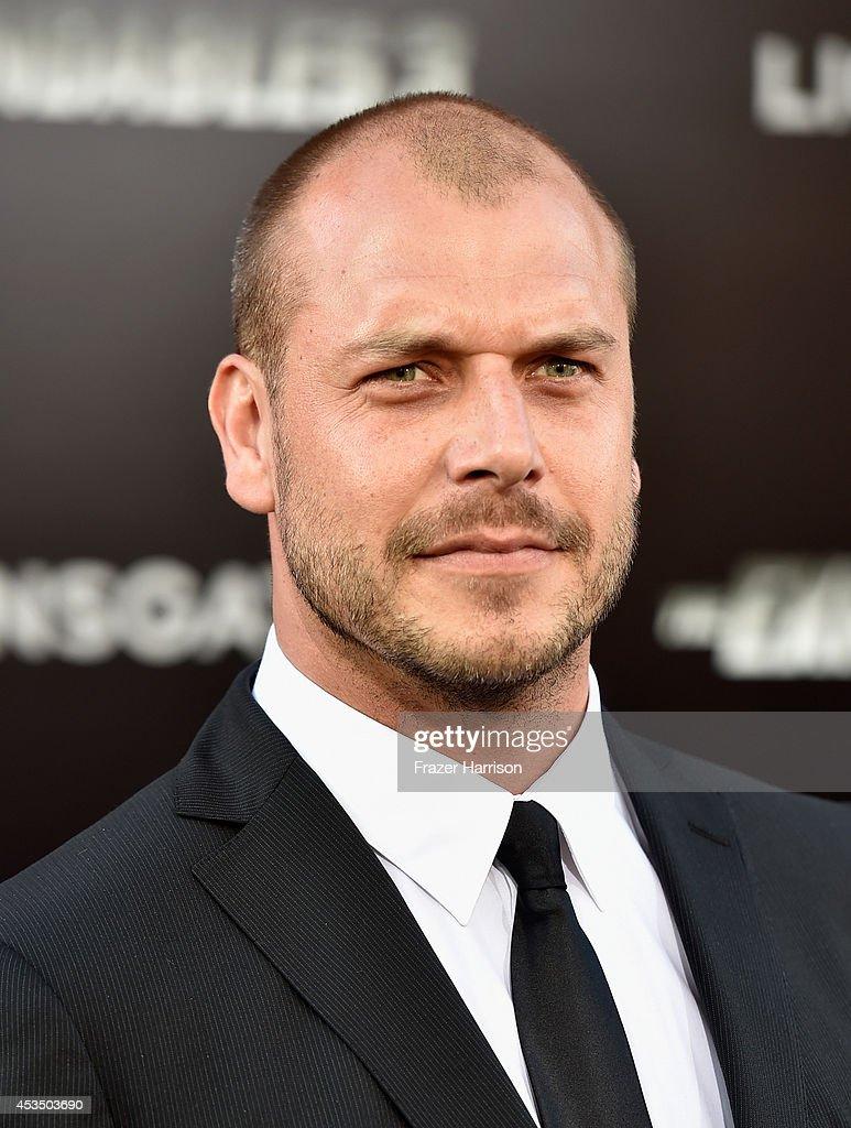 """Premiere Of Lionsgate Films' """"The Expendables 3"""" - Arrivals : ニュース写真"""
