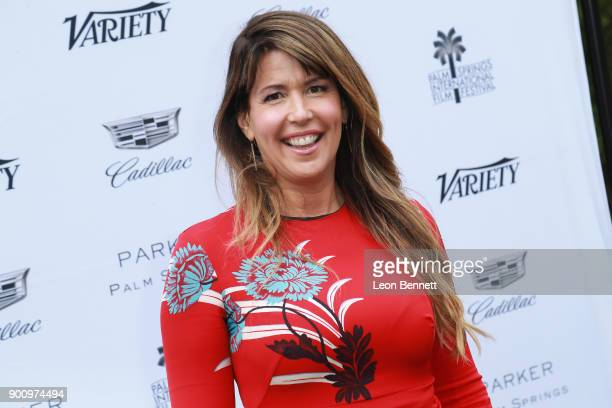 Director Patty Jenkins arrived at the Variety's Creative Impact Awards And 10 Directors To Watch At The 29th Annual Palm Springs International Film...
