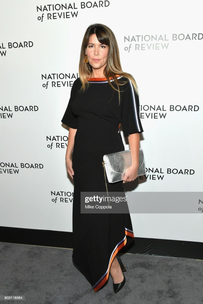 Director Patty Jenkins attends the 2018 The National Board Of Review Annual Awards Gala at Cipriani 42nd Street on January 9, 2018 in New York City.
