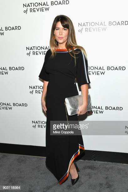 Director Patty Jenkins attends the 2018 The National Board Of Review Annual Awards Gala at Cipriani 42nd Street on January 9 2018 in New York City