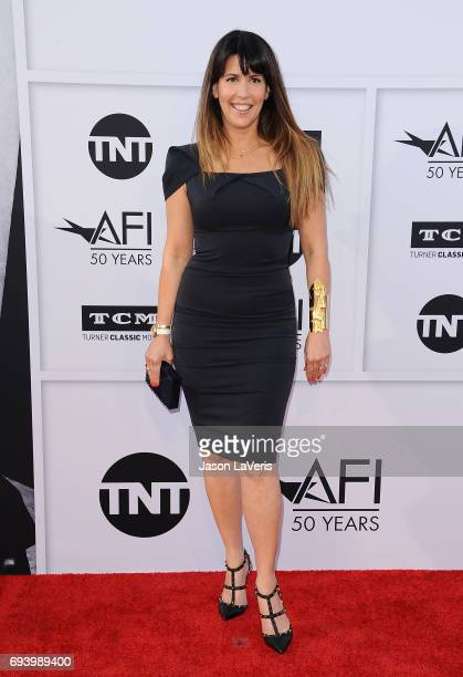 Director Patty Jenkins attends the AFI Life Achievement Award gala at Dolby Theatre on June 8 2017 in Hollywood California
