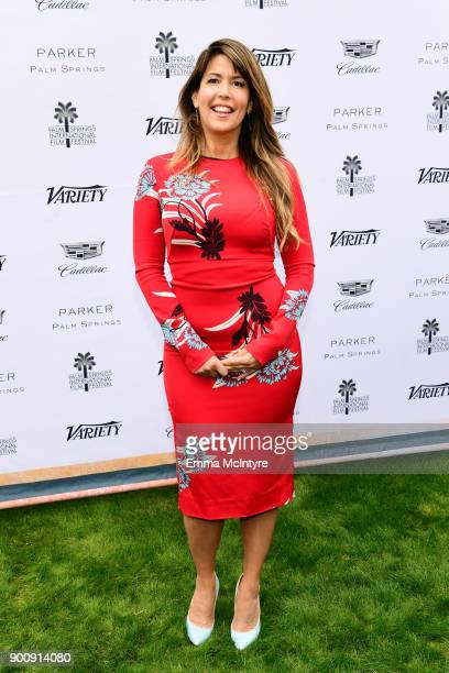 Director Patty Jenkins attends the Variety's Creative Impact Awards and 10 Directors to watch at the 29th Annual Palm Springs International Film...