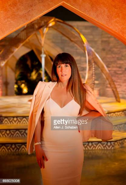 Director Patty Jenkins is photographed for Los Angeles Times on May 20 2017 in Los Angeles California PUBLISHED IMAGE CREDIT MUST READ Allen J...