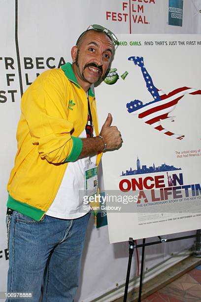 """Director, Paul Crowder during The Tribeca Film Festival screening of Miramax Films' """"Once In A Lifetime: The Extraordinary Story Of The New York..."""