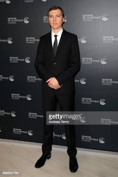 Director Paul Dano attends the photocall for 'Wildlife' during the 71st annual Cannes Film Festival at L'Espace Miramar on May 9 2018 in Cannes France