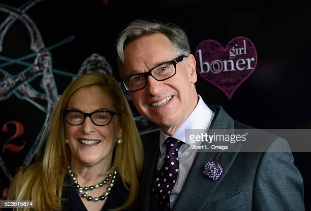 Director Paul Feig and wife Laurie Feig at the 2nd Annual Artemis Film Festival Red Carpet Opening Night/Awards Presentation held at Ahrya Fine Arts...