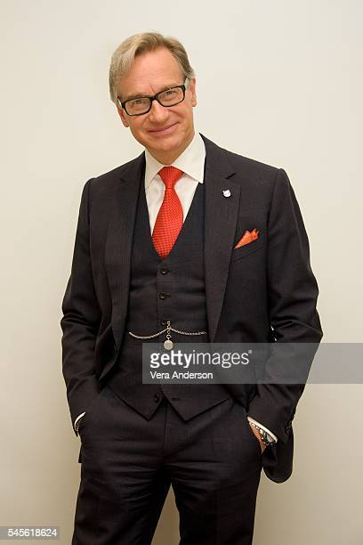 Director Paul Feig at the Ghostbusters Press Conference at the Four Seasons Hotel on July 8 2016 in Beverly Hills California
