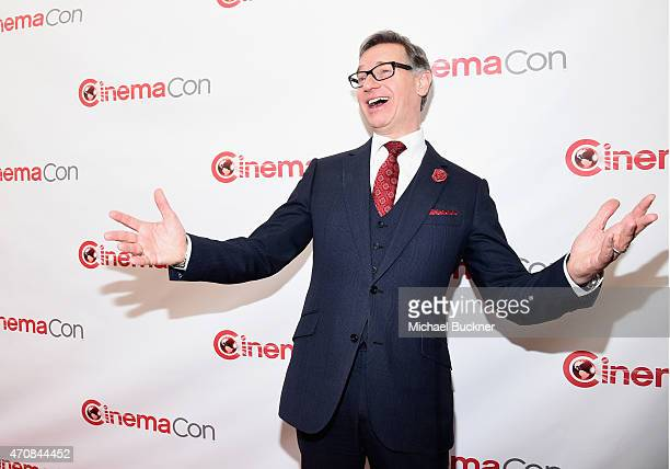 Director Paul Feig attends 20th Century Fox Invites You to a Special Presentation Highlighting Its Future Release Schedule at The Colosseum at...