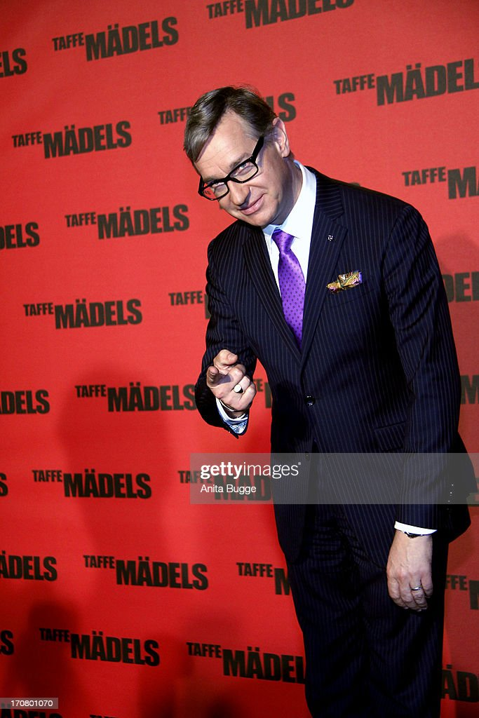 Director Paul Feig attends a 'Taffe Maedels' photocall at Hotel De Rome on June 18, 2013 in Berlin, Germany.