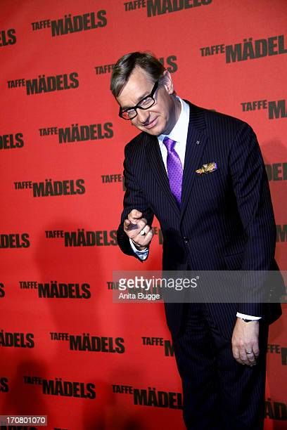 Director Paul Feig attends a 'Taffe Maedels' photocall at Hotel De Rome on June 18 2013 in Berlin Germany