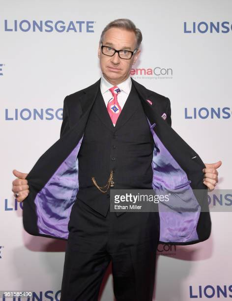 Director Paul Feig attends CinemaCon 2018 Lionsgate Invites You to An Exclusive Presentation Highlighting Its 2018 Summer and Beyond at The Colosseum...