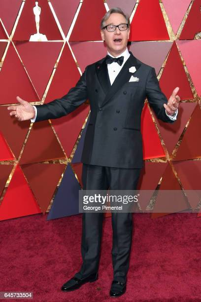 Director Paul Feig attends the 89th Annual Academy Awards at Hollywood Highland Center on February 26 2017 in Hollywood California