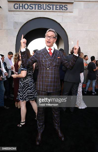 "Director Paul Feig attends the Premiere of Sony Pictures' ""Ghostbusters"" at TCL Chinese Theatre on July 9, 2016 in Hollywood, California."