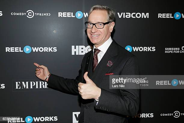 Director Paul Feig attends the Reel Works Benefit Gala 2016 at Capitale on November 14 2016 in New York City