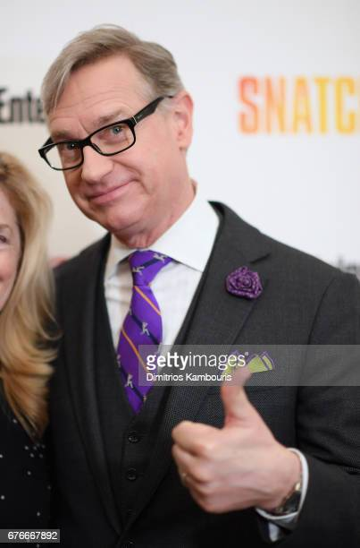 Director Paul Feig attends the 'Snatched' New York Premiere at the Whitby Hotel on May 2 2017 in New York City