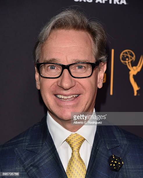 Director Paul Feig attends the Television Academy And SAGAFTRA's 4th Annual Dynamic and Diverse Celebration at The Saban Media Center on August 25...