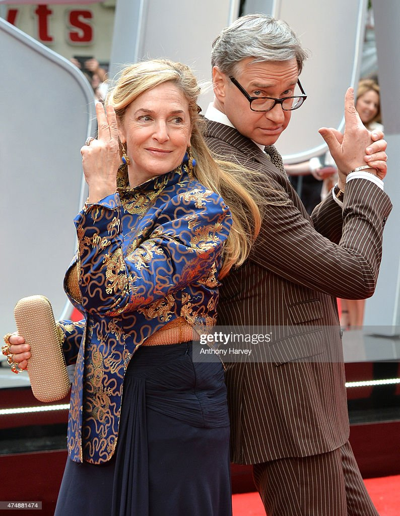 Director Paul Feig attends the UK Premiere of 'Spy' at Odeon Leicester Square on May 27, 2015 in London, England.