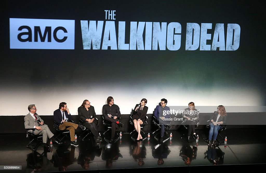 """""""The Walking Dead"""" For Your Consideration Event : News Photo"""