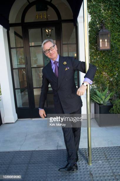 Director Paul Feig is photographed for Los Angeles Times on August 3 2018 at Ralph Lauren in Beverly Hills California PUBLISHED IMAGE CREDIT MUST...