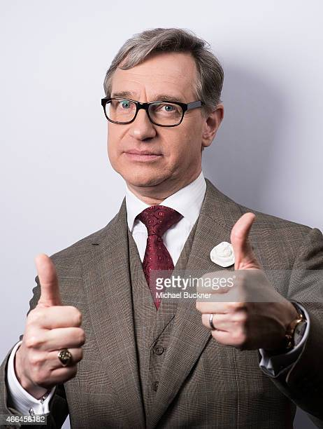 Director Paul Feig poses for a portrait for the film 'Spy' during 2015 SXSW Music Film Interactive Festival at the Paramount Theatre on March 15 2015...