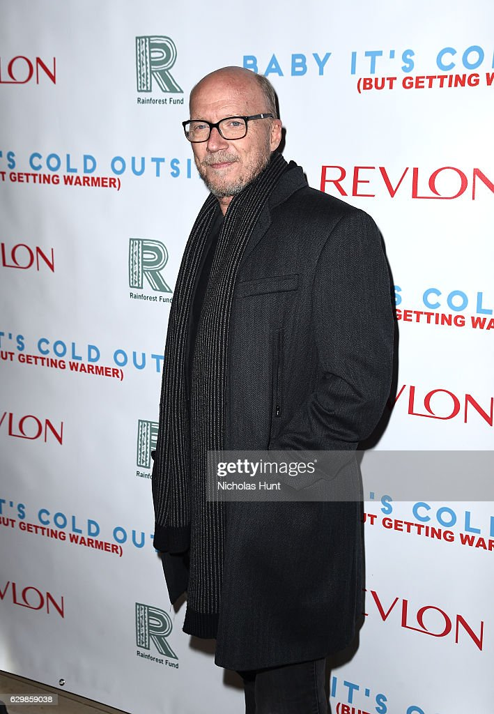"""Baby It's Cold Outside"" - The 2016 Revlon Holiday Concert For The Rainforest Fund Gala"