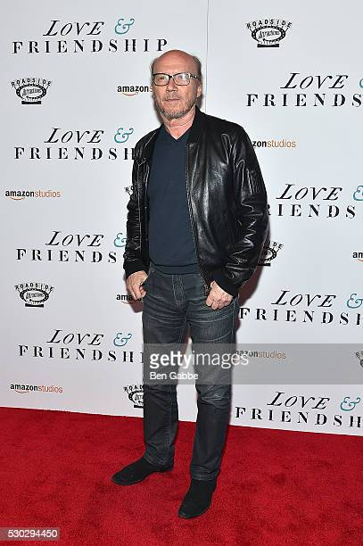 Director Paul Haggis attends the Love Friendship New York Screening at Landmark Sunshine Cinema on May 10 2016 in New York City