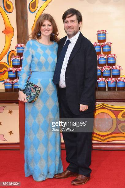 Director Paul King and guest attend the 'Paddington 2' premiere at BFI Southbank on November 5 2017 in London England