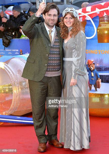 Director Paul King attends the World Premiere of Paddington at Odeon Leicester Square on November 23 2014 in London England