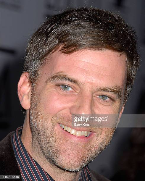 Director Paul Thomas Anderson arrives at the 2007 annual LA Film Critics awards held at the InterContinental on January 12 2008 in Los Angeles...