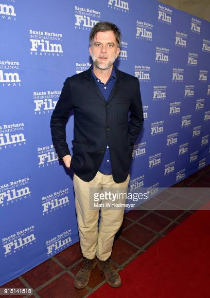 Director Paul Thomas Anderson at the Outstanding Directors Award Sponsored by The Hollywood Reporter during The 33rd Santa Barbara International Film...