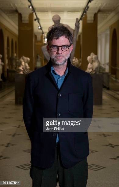 Director Paul Thomas Anderson attends an exclusive screening of 'Phantom Thread' hosted by Universal Pictures in partnership with PORTER at the...