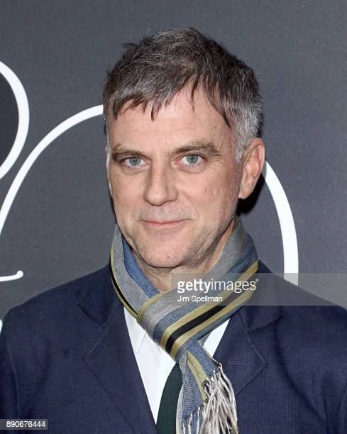 Director Paul Thomas Anderson attends the 'Phantom Thread' New York premiere at Harold Pratt House on December 11 2017 in New York City