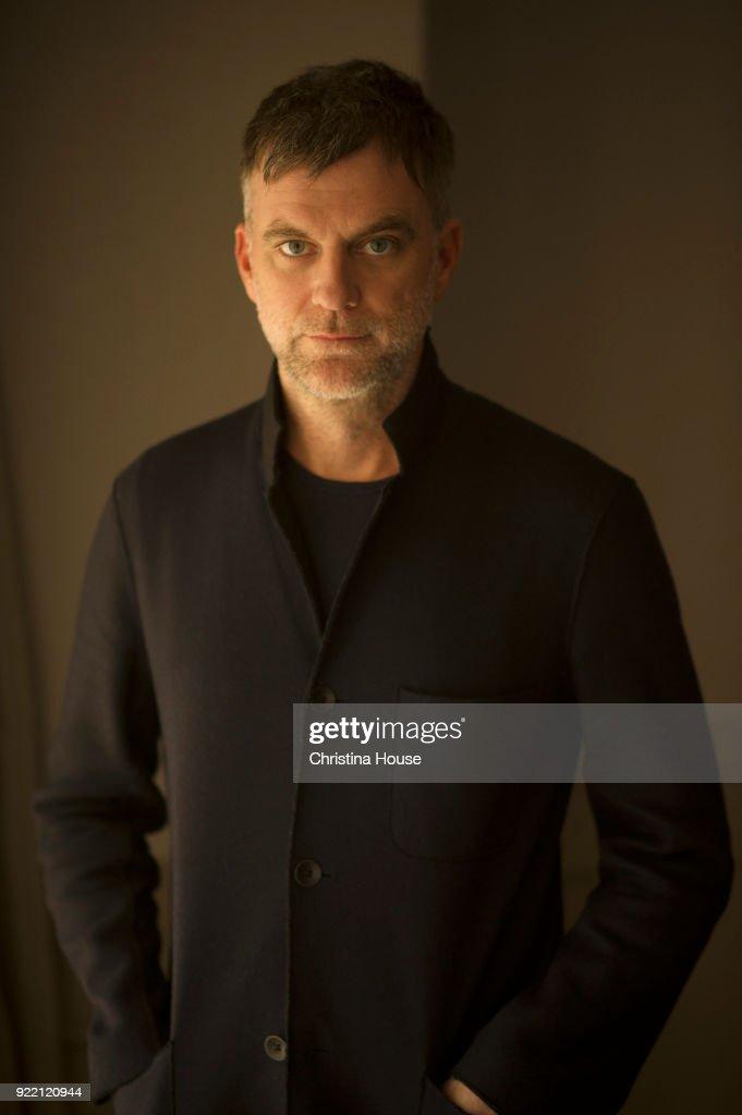 Paul Thomas Anderson, Los Angeles Times, January 24, 2018 : News Photo