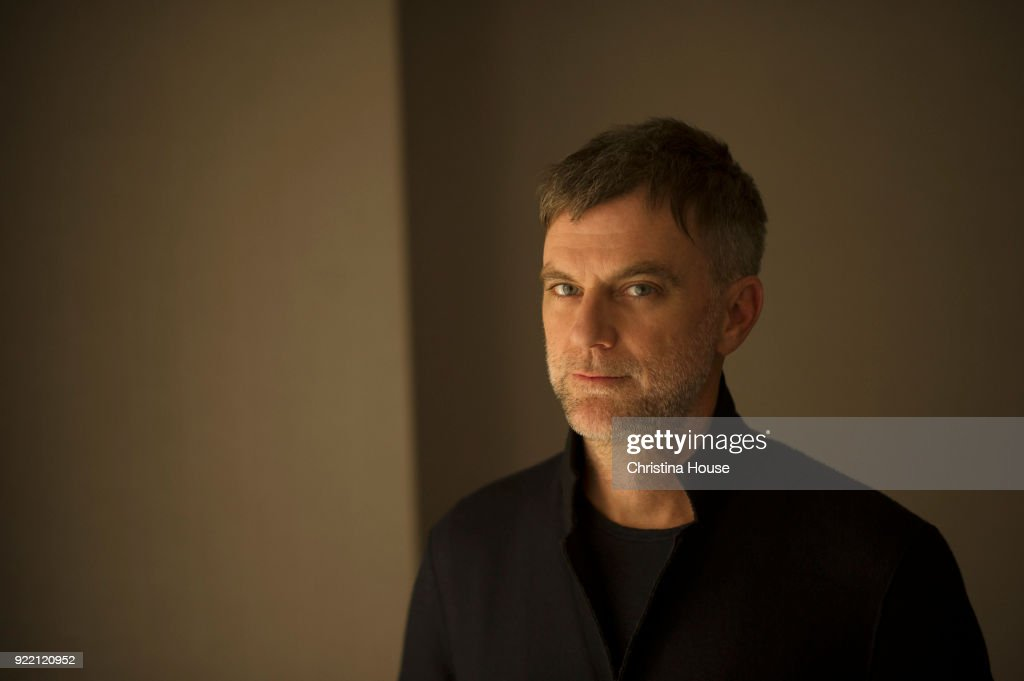 Director Paul Thomas Anderson is photographed for Los Angeles Times on December 7, 2017 in Beverly Hills, California. PUBLISHED IMAGE.
