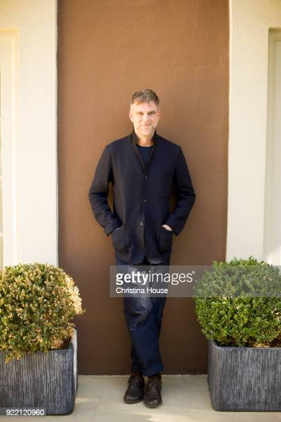 Director Paul Thomas Anderson is photographed for Los Angeles Times on December 7 2017 in Beverly Hills California PUBLISHED IMAGE CREDIT MUST READ...
