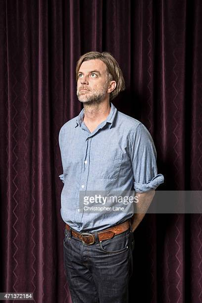 Director Paul Thomas Anderson is photographed for Paris Match on October 5 2014 in New York City