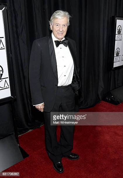 Director Paul Verhoeven attends the 42nd annual Los Angeles Film Critics Association Awards at InterContinental Los Angeles Century City on January...