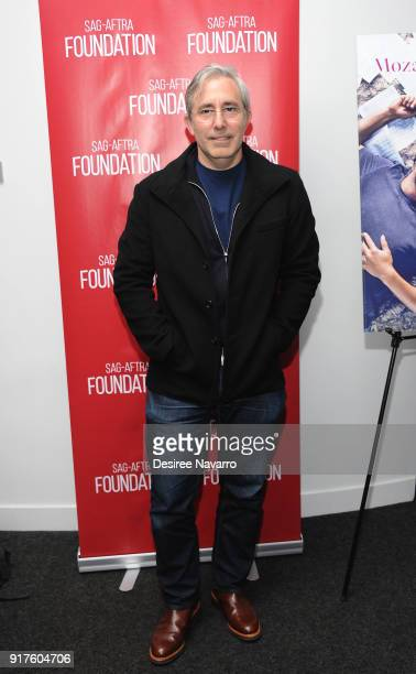 Director Paul Weitz attends SAGAFTRA Foundation Conversations 'Mozart In The Jungle' at The Robin Williams Center on February 12 2018 in New York City