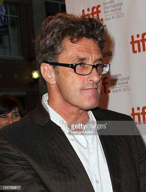 Director Pawel Pawlikowski arrives at the premiere of 'The Woman In The Fifth' at Winter Game Theatre during the 2011 Toronto International Film...