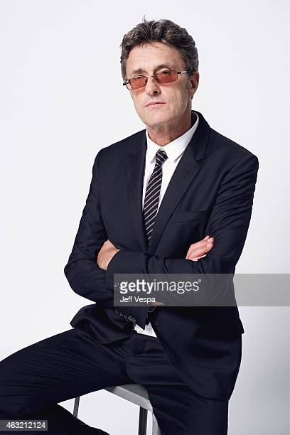 Director Pawel Pawlikowski poses for a portraits at the 87th Academy Awards Nominee Luncheon at the Beverly Hilton Hotel on February 2 2015 in...