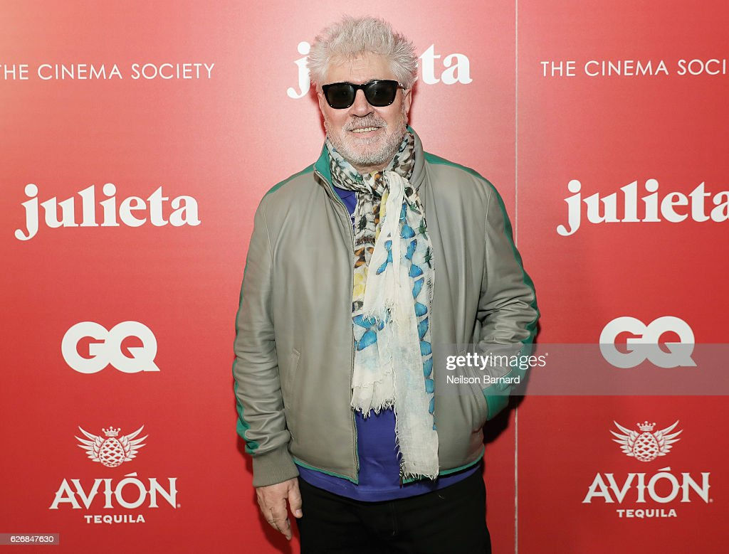 """The Cinema Society With Avion And GQ Host A Screening Of Sony Pictures Classics' """"Julieta"""" - Arrivals"""