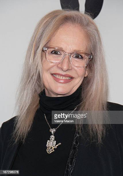 Director Penelope Spheeris attends Academy Of Motion Picture Arts And Sciences Hosts A Wayne's World Reunion at AMPAS Samuel Goldwyn Theater on April...