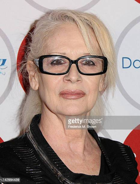 Director Penelope Spheeris attends the 16th Annual City Of Lights City Of Angels Film Festival at the Directors Guild of America on April 16 2012 in...