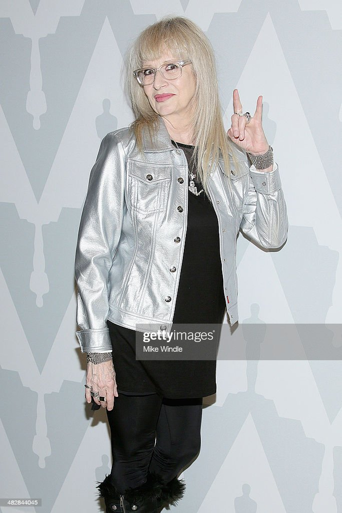 """The Academy Of Motion Picture Arts And Sciences' Screening Of """"The Decline Of Western Civilization Part II: The Metal Years"""" : News Photo"""