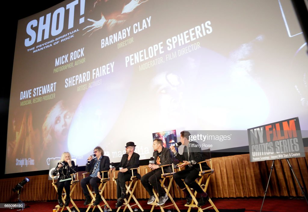 """Shot! The Psycho - Spiritual Mantra of Rock"" LA Premiere at The Grove, Presented by Citi : News Photo"