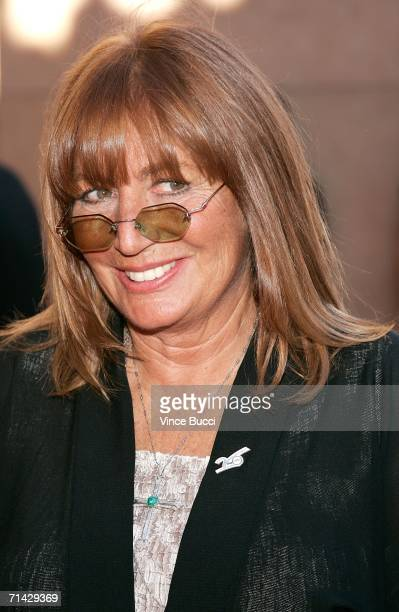 Director Penny Marshall arrives at the 2006 ESPY Awards at the Kodak Theatre on July 12 2006 in Hollywood California