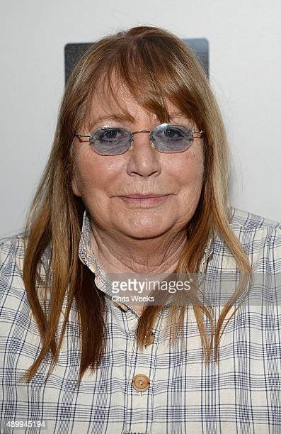 Director Penny Marshall attends the opening night of the Hollywood Film Festival at ArcLight Hollywood on September 24 2015 in Hollywood California