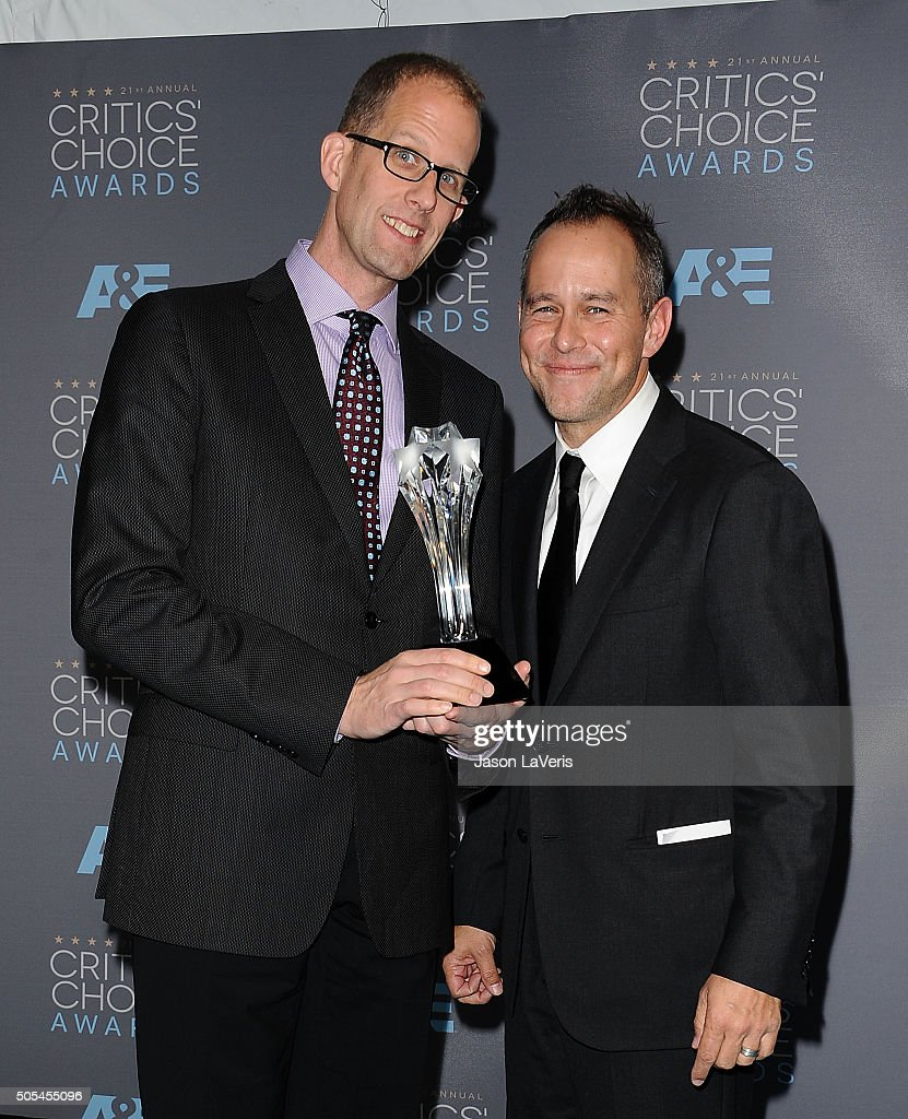 The 21st Annual Critics' Choice Awards - Press Room