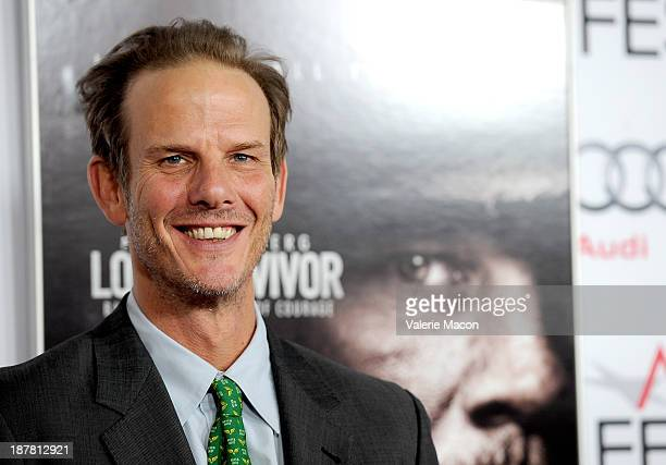 """Director Peter Berg attends the premiere for """"Lone Survivor"""" during AFI FEST 2013 presented by Audi at TCL Chinese Theatre on November 12, 2013 in..."""