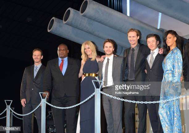 Director Peter Burg Actor Gregory D Gadson Actress Brooklyn Decker Actor Taylor Kitsch Actor Alexander Skarsgard Actor Tadanobu Asano and...